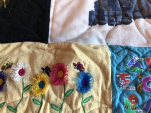 toocooltshirtquilts, quilt from shirts