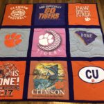 t shirt quilt prices, campy quilts, quilt from t-shirts