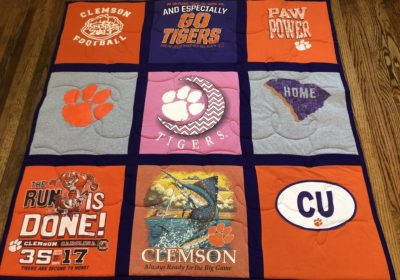 Campus Quilts compared to  EggMoneyQuilts
