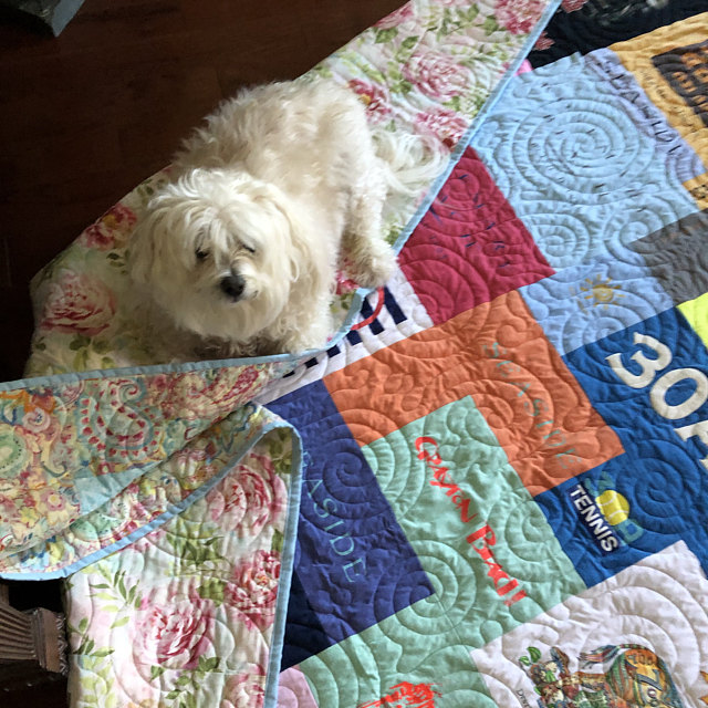Let's Talk about T-shirt Quilts